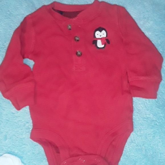 Christmas baby clothes all for $10.00